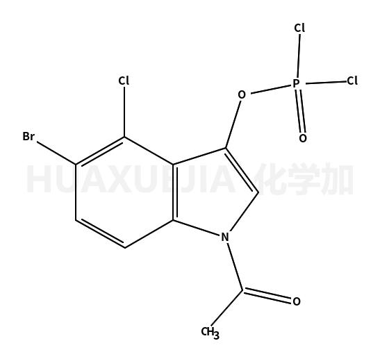 N-乙酰基-5-溴-4-氯吲哚-3-吲哚基二氯磷酸酯