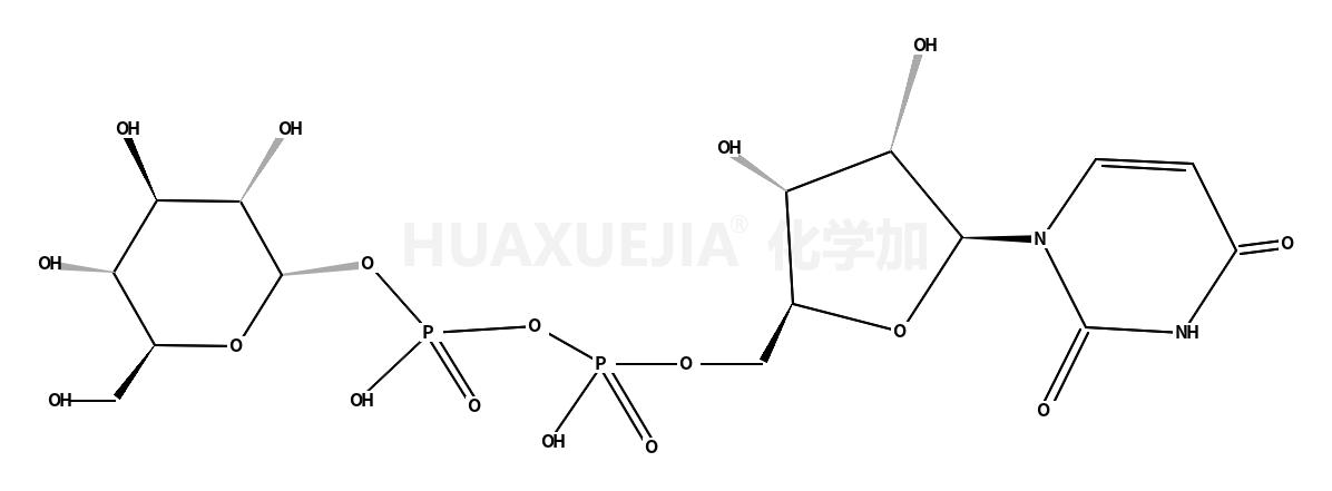 5'-三磷酸氫-β-D-吡喃葡萄糖尿苷