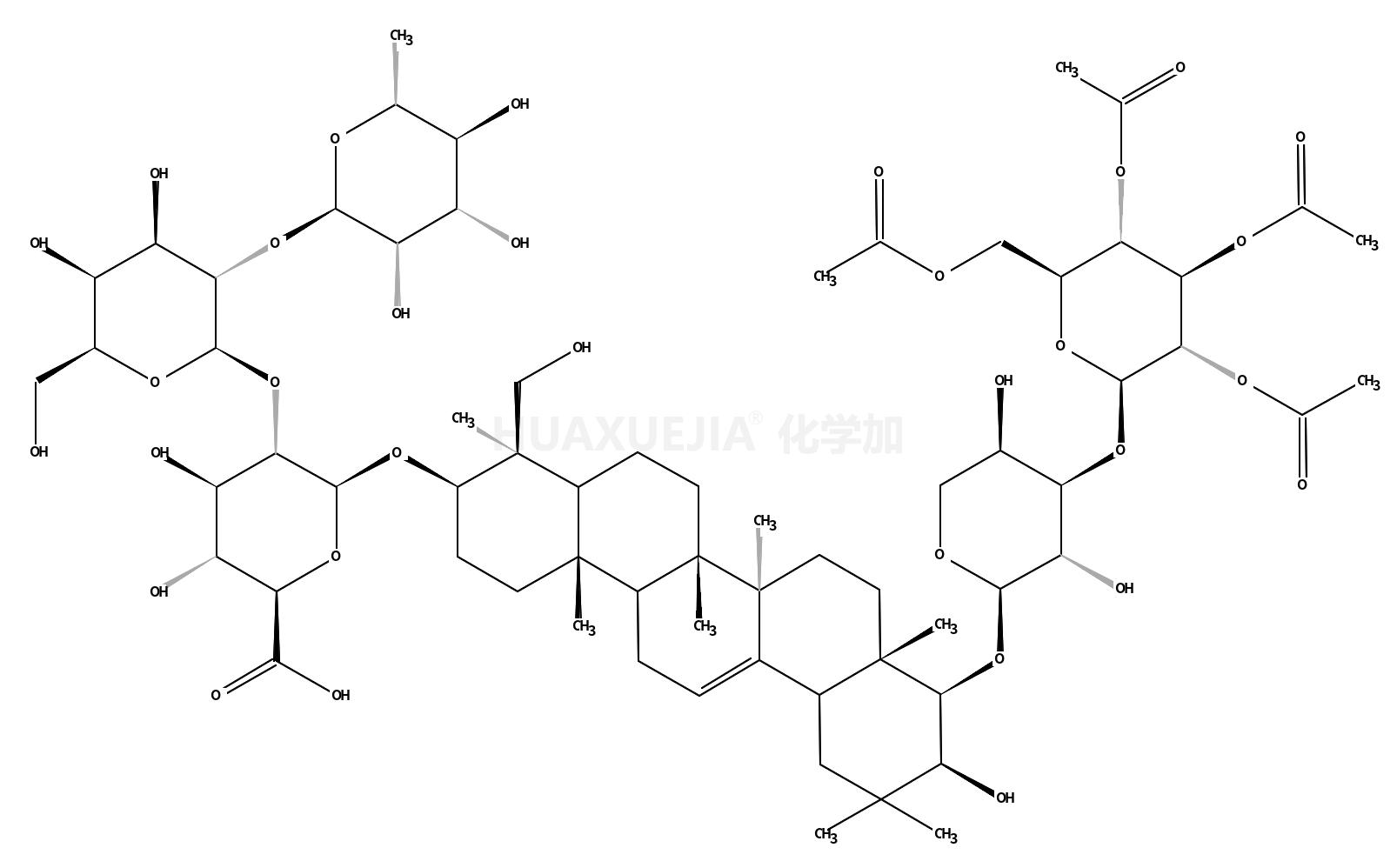 大豆皂苷Ac