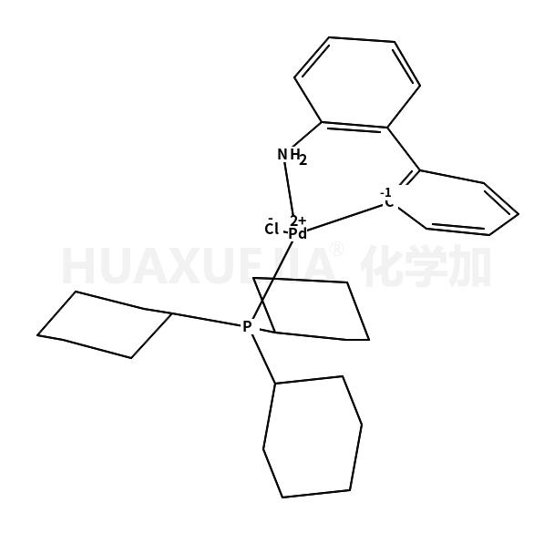 (SP-4-3)-[2'-(氨基)[1,1'-联苯]-2-基]氯(三环己基膦)钯