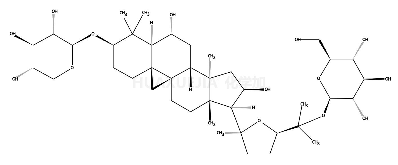 異黃芪皂苷IV
