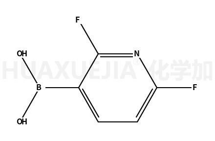 2,6-二氟吡啶-3-硼酸