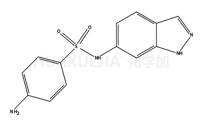 N1-(6-吲唑基)磺胺