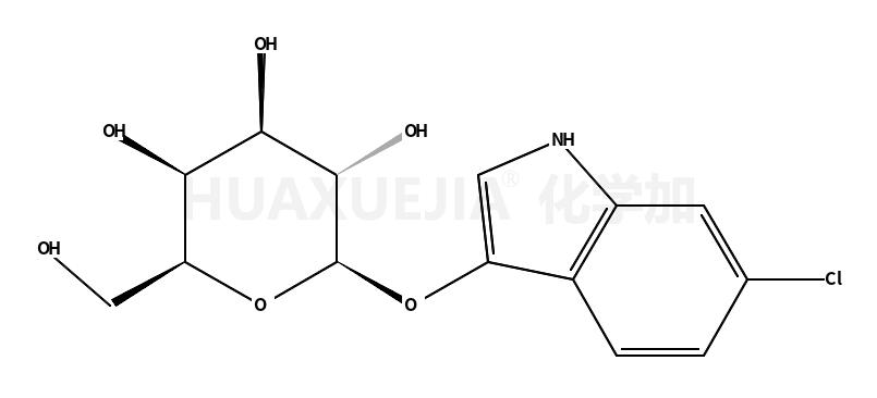 6-氯-3-吲哚基-D-吡喃半乳糖苷