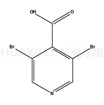 3,5-二溴吡啶-4-羧酸