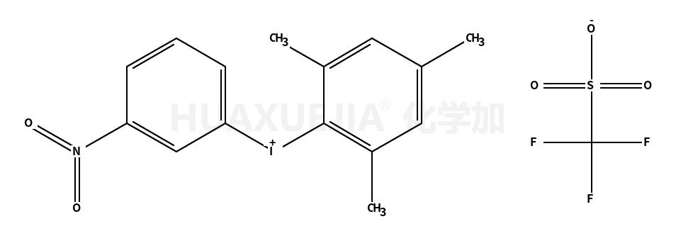 2,4,6-三甲基间硝基苯基高价碘鎓盐