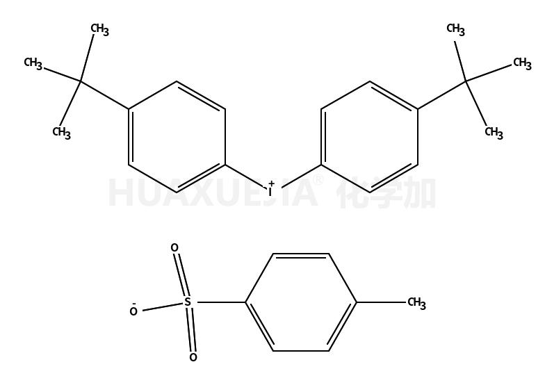 双(4-叔丁基苯基)碘对甲苯磺酸盐