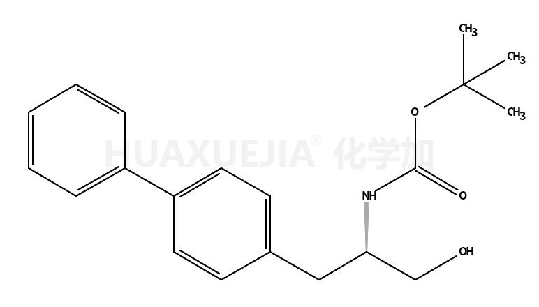 N-[(1R)-2-[1,1'-联苯]-4-基-1-(羟基甲基)乙基]氨基甲酸叔丁酯
