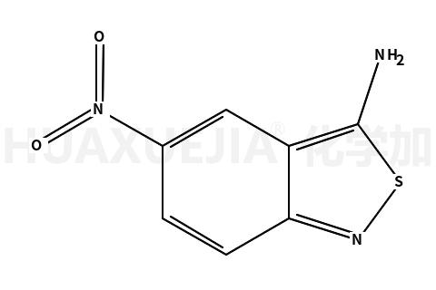 3-氨基-5-硝基苯并异噻唑
