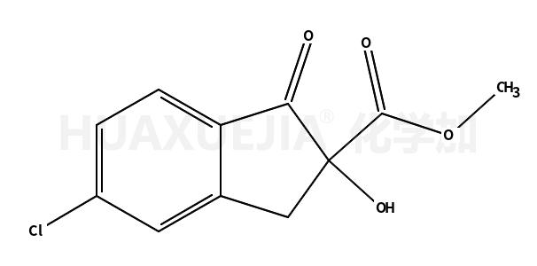 5-氯-2-甲氧羰基-2-羟基-1-茚酮