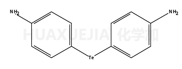 4-(4-aminophenyl)tellanylaniline