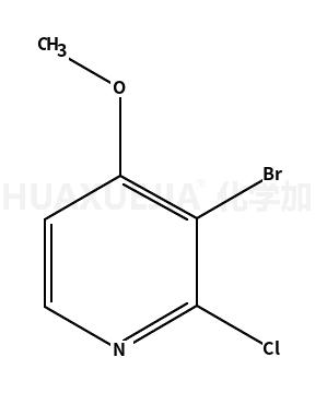 3-溴-2-氯-4-甲氧基吡啶