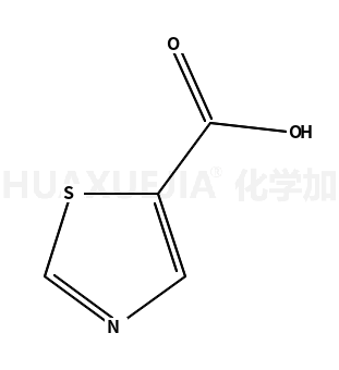 噻唑-5-甲酸