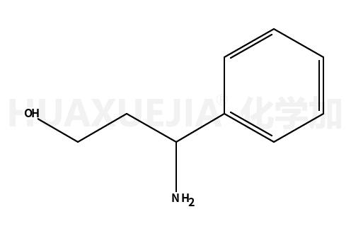 3-氨基-3-苯基丙-1-醇