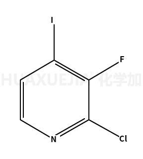 2-氯-3-氟-4-碘吡啶