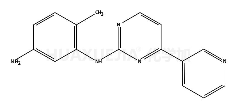 N-(5-氨基-2-甲基苯基)-4-(3-吡啶基)-2-氨基嘧啶