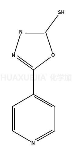 5-(4-吡啶基)-1,3,4-二唑-2-硫醇