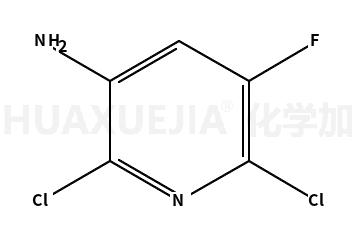5-氨基-2,6-二氯-3-氟吡啶