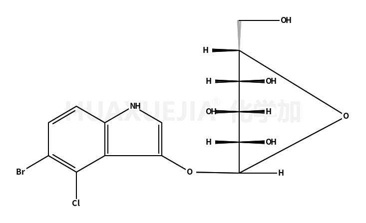 5-溴-4-氯-3-吲哚基-beta-D-吡喃葡糖苷