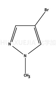 4-溴-1-甲基-1H-吡唑