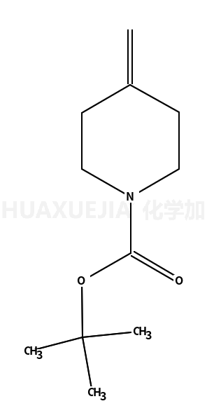 N-Boc-4-亚甲基哌啶