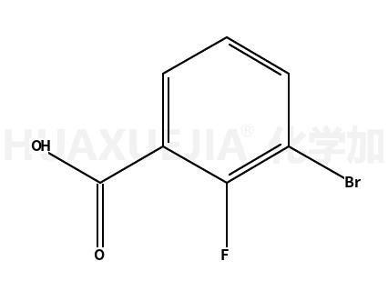 3-溴-2-氟苯甲酸