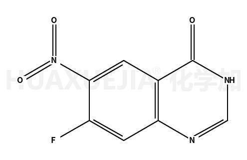 7-氟-6-硝基-4-羟基喹唑啉