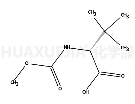 N-甲氧羰基-L-叔亮氨酸