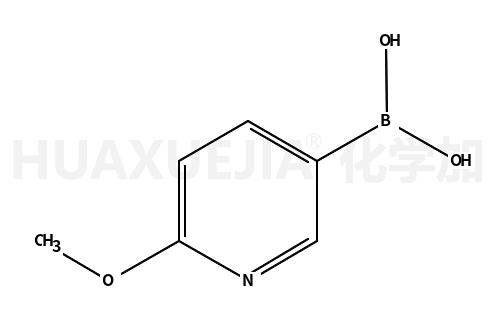 2-甲氧基-5-吡啶硼酸