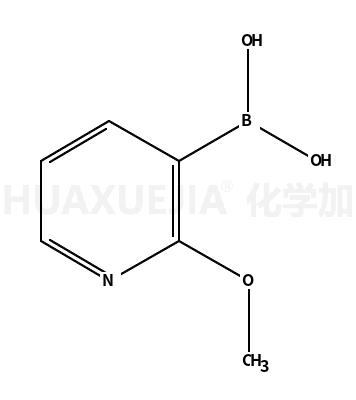 2-甲氧基吡啶基-3-硼酸