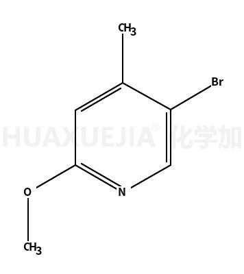 2-甲氧基-4-甲基-5-溴吡啶