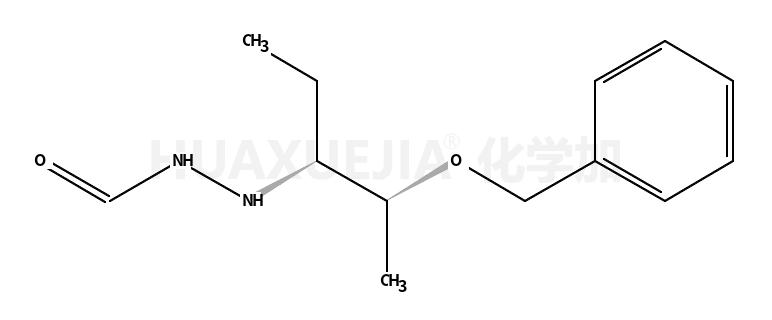 2-[(1S,2S)-1-乙基-2-苄氧基丙基]肼甲醛