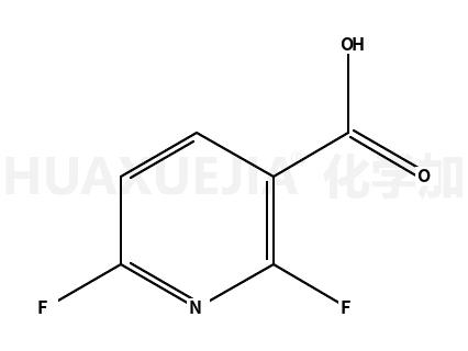 2,6-二氟烟酸
