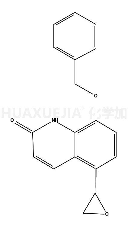 5-(2R)-2-环氧乙烷基-8-苄氧基-2(1H)-喹啉酮