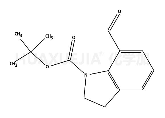 N-Boc-吲哚啉-7-甲醛