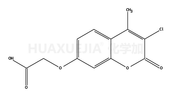7-(羧基甲氧基)-3-氯-4-甲基香豆素