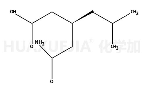 (R)-(-)-3-(氨甲酰甲基)-5-甲基己酸