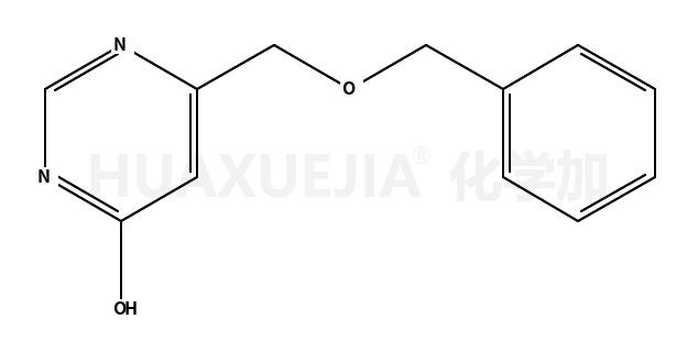 6-苄氧甲基-4-羟基嘧啶