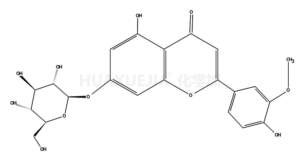 柯伊利素-7-O-葡萄糖苷