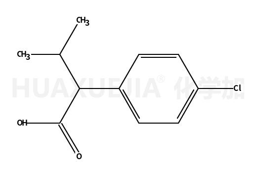 2-(4-氯苯基)-3-甲基丁酸