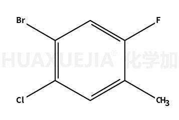 4-溴-5-氯-2-氟甲苯
