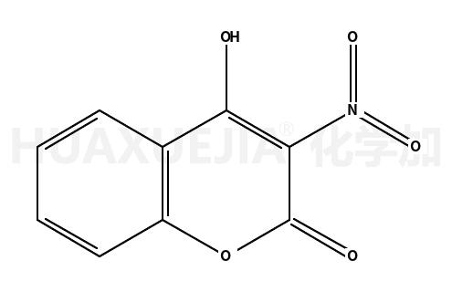 4-羟基-3-硝基香豆素