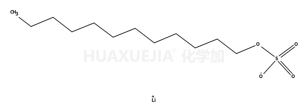 十二烷基硫酸鋰