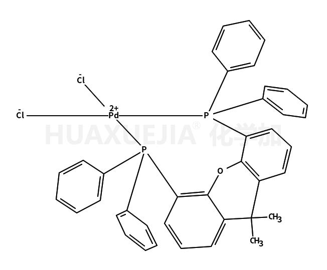 二氯[9,9-二甲基-4,5-二(二苯基膦基)氧杂蒽]钯