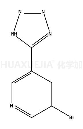 5-(5-溴-3-吡啶基)-1H-四唑