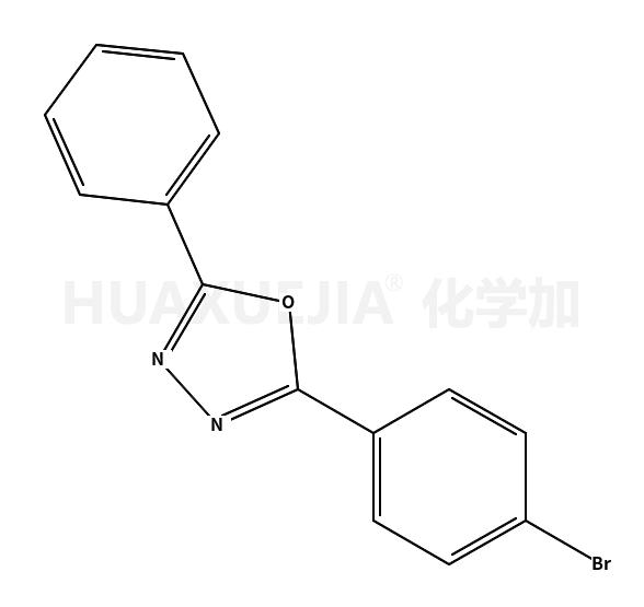2-(4-溴苯基)-5-苯基-1,3,4-恶二唑