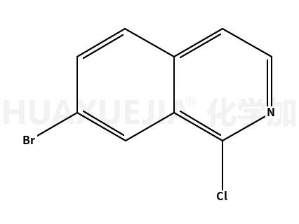 7-溴-1-氯异喹啉