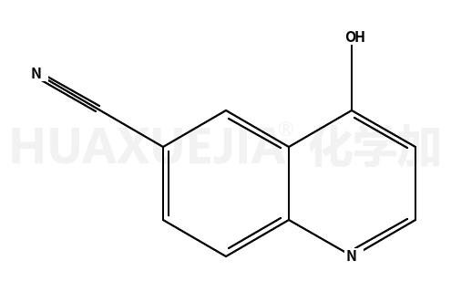 4-羟基-6-氰基喹啉