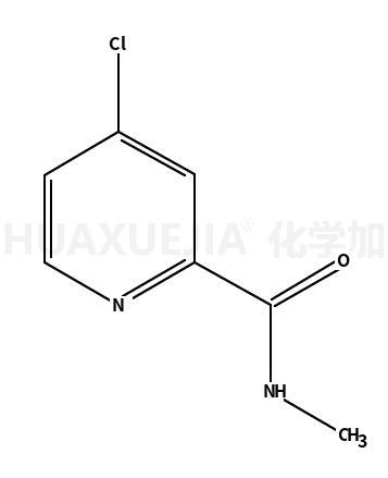 4-氯-N-甲基-2-吡啶甲酰胺