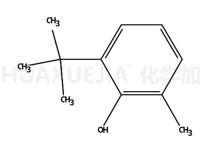 2-叔丁基-6-甲基苯酚